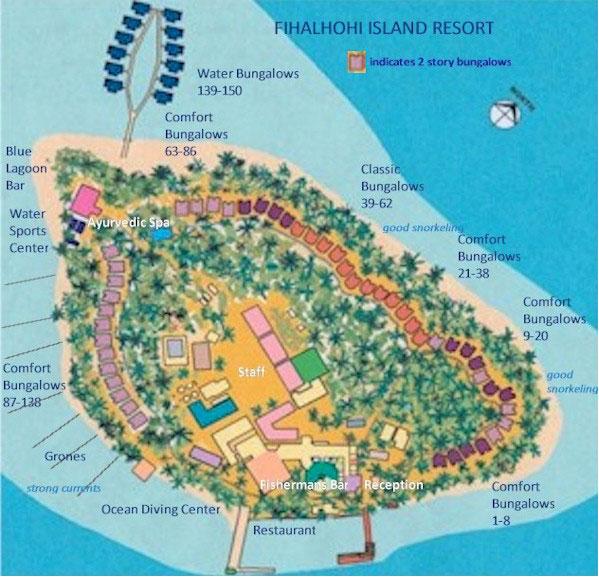 Fihalhohi Island Resort | Maldivler | Turu | Turları ...