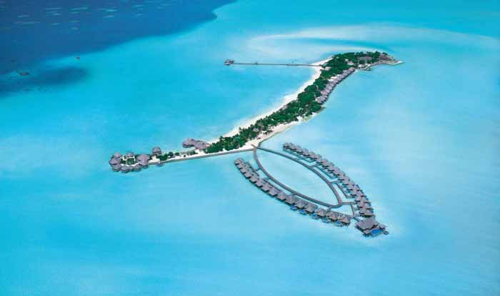 Taj Exotica Resort  | Maldivler | Turu | Turları | Otel | Balayı | Erken Rezervasyon